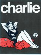 CHARLIE  Journal Plein D'humour Et De Bandes Dessinées, Mensuel, 64 Pages , N°7 - Humor