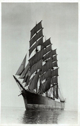 PASSAT EN 1935      +- 14* 9 CM Voilier - Velero Sailboat - Barcos