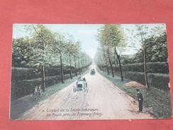 CIRCUIT DE LA SEINE INFERIEURE / DIEPPE 1910/  N° 16   LA ROUTE PRES DE FRESNOY / FOLNY  / EDIT LV & CIE - Dieppe