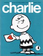 CHARLIE  Journal Plein D'humour Et De Bandes Dessinées, Mensuel, 64 Pages , N°4 - Humour