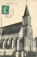 CPA ANNAY 58/46 - France