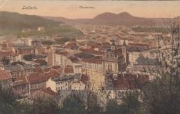 LAIBACH LJUBLJANA (Slowenien) - Panorama, Karte Gel.als Feldpost 1917?, Militärpflegestempel - Slowenien