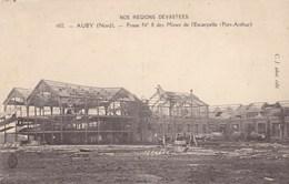 CPA Auby Fosse N)8 Des Mines De L'Escarpelle, Nos Regions Devastees (pk34203) - Auby