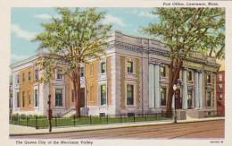 Massachusetts Lawrence Post Office - Lawrence