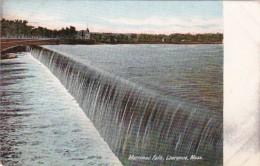 Massachusetts Lawrence Merrimack Falls - Lawrence