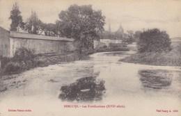 CPA Bergues, Les Fortifications (pk34215) - Bergues