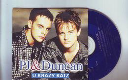 Cd 3 Titres : PJ Et Duncan - U Krazy Katz - Dance, Techno & House