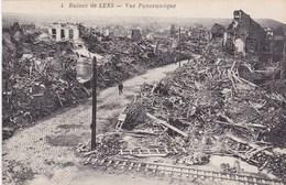 CPA Ruines De Lens, Vue Panoramique (pk34228) - Lens
