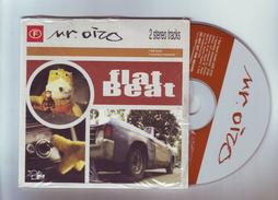 "Cd 2 Titres Mr OIZO - "" Flat Beat ""- ""monday Massacre "" - Dance, Techno & House"