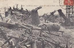 CPA Ruines De Lens, Fosse N°1 Sur Le Puits (pk34233) - Lens