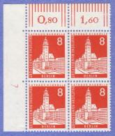 BER SC #9N125 MNH B4, 1956 City Hall,Neukolln CV $1.20 - [5] Berlin