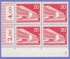 BER SC #9N128 MNH B4, 1956 Free University CV $1.60 - [5] Berlin