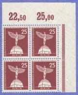 BER SC #9N129 MNH B4, 1956 Lilienthal Monument CV $1.60 - Unused Stamps