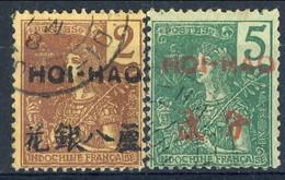 Hoi Hao 1906 N. 33 C. 2 E N. 35 C. 5 Usati Cat. € 8,50