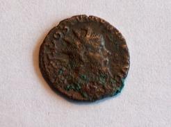 Monnaie ROMAINE Postumus IMP C POSTVMVS P F AVG P M TR P COS II P P RIC 54, Cohen 243 Poids 3.3g Diam 2.1cm - 6. La Tetrarchía Y Constantino I El Magno (284 / 307)