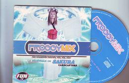 """Cd Single 2 Titres : Froggymix -- """" No Nagging """" Generique De Sakura - Dance, Techno & House"""