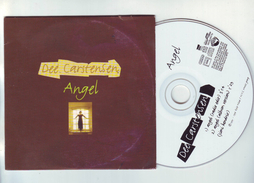 "Cd Single 2 Titres : DEE CARSTENSEN "" Angel "" - - Disco, Pop"