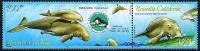 New Caledonia - 2003 - Marine Mammals - Mint Stamp Set - New Caledonia