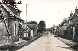 CARTE PHOTO : LIANCOURT UNE RUE A IDENTIFIER 60 OISE - Liancourt