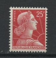 FRANCE -  M; DE MULLER 25F  - N° Yvert  1011C ** - France