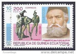 GUINEA ECUATORIAL 1993 - Edifil #169/70 - MNH ** - Guinea Ecuatorial