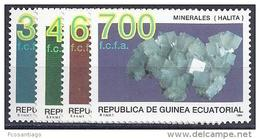 GUINEA ECUATORIAL 1994 - Edifil #178/81 - MNH ** - Guinea Ecuatorial