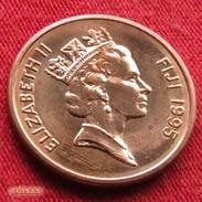 Fiji 1 Cent 1995 KM# 49a  *V1 - Fiji