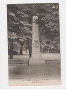 Lille Monument De Boufflers - Bois De Boulogne - Lille