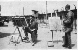 AK Celle (Scheuen), Gefangenenlager, Mußestunden - Celle