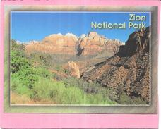 ETATS UNIS - UTAH - ZION NATIONAL PARK - ENCH - - Zion