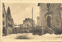 VILLARS DE LANS -  Place De L Eglise ( Att Marque )  52 - Villard-de-Lans