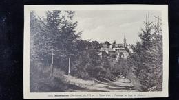 CPA D43 Montfaucon, - Montfaucon En Velay