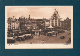 LILLE - La Grand'Place - Lille
