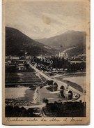 Nembro: Vista Da Oltreserio- Bergamo - Anni Quaranta - Bergamo