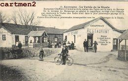 LA VALLEE DE LA SIOULE RESTAURANT CHAFFRAIX ANIME AUVERGNE 63 - France