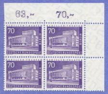 BER  SC #9N134 MNH B4 1956 Schiller Theatre CV $84.00 - Unused Stamps