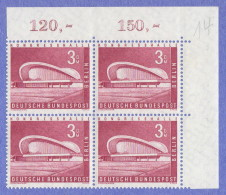 BER  SC #9N136 MNH B4 1958 Congress Hall, CV $17.00 - Unused Stamps
