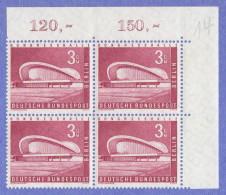 BER  SC #9N136 MNH B4 1958 Congress Hall, CV $17.00 - [5] Berlin
