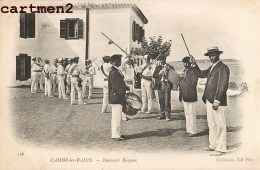 CAMBO-LES-BAINS DANSEURS BASQUES PAYS BASQUE FOLKLORE COSTUME 64 PYRENEES - Cambo-les-Bains