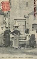 BEDOUS A LA FONTAINE BASQUAISES PORTEUSES D'EAU COSTUMES FOLKLORE 64 PYRENEES - France