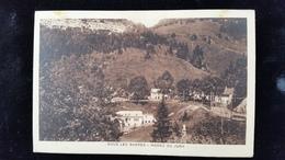 CPA D39 Morez, Sous Les Barres - Morez