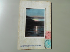 AUSTRALIE AUSTRAL'S SUNSET GLORY - Australia