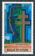 """Wallis Aerien YT 74 (PA) """" Général De Gaulle """" 1976 Neuf** - Poste Aérienne"""