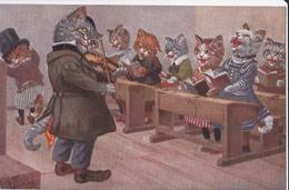 Illustration D'Arthur Thiele - T.S.N. Série 1714(4 Dess.) - Thiele, Arthur