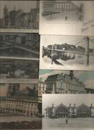 Cp , 37 , TOURS , LOT DE 20 CARTES POSTALES - Postcards