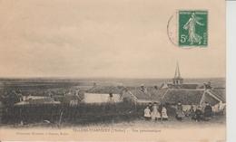 Villers Marmery 1907 Vue Panoramique TB Animée éditeur Phototypie Bienaimé Et Dupont à Reims - France