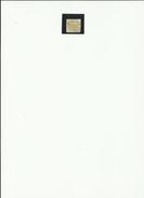 REGNO  -    SEGNATASSE  N.° 1  USATO  1863 - Oblitérés
