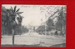 1 Cpa Carte Postale Ancienne - ESPAGNE : Madrid Calle De Alcala - Madrid