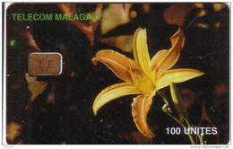 MADAGASCAR ORCHIDEE ORCHIDS 100U UT - Madagascar