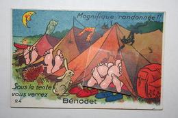 29 : Bénodet - Carte Système  Avec 10 Vues
